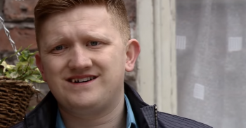 Chesney Brown Corrie Credit: ITV/YouTube