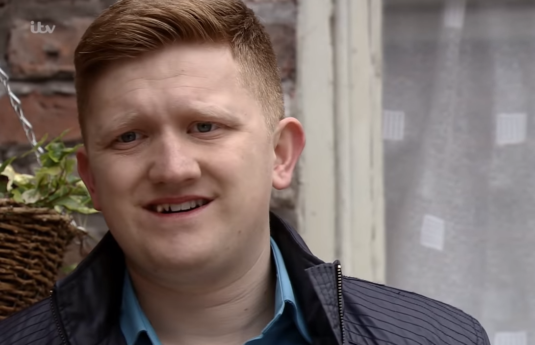 A short history of Coronation Street's Chesney Brown