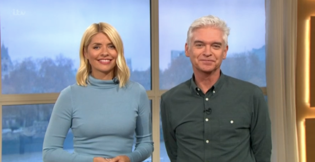Emily Atack and John Barrowman to replace Holly and Phil on This Morning for Easter break