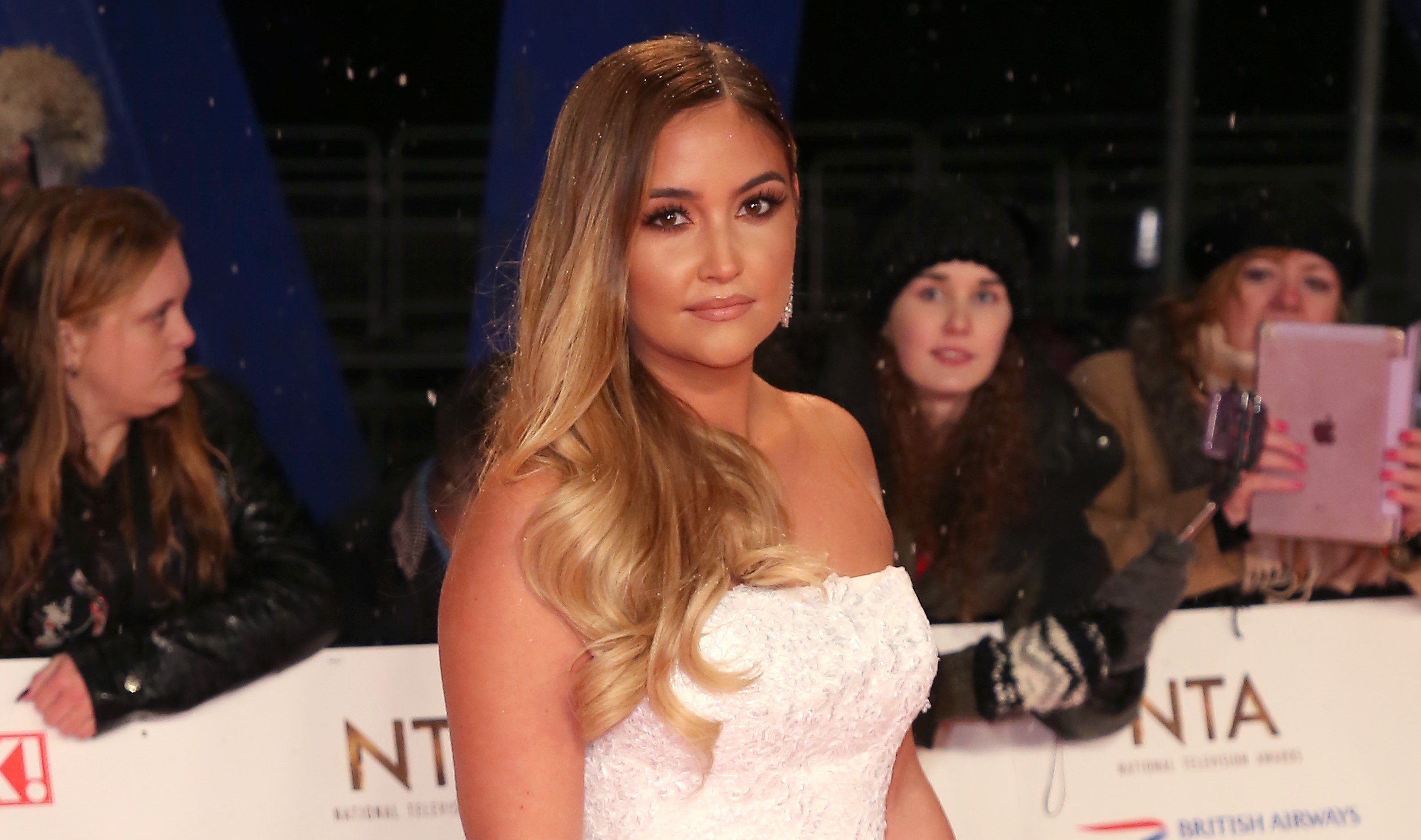 "Jacqueline Jossa confesses she struggles with ""mum guilt"""
