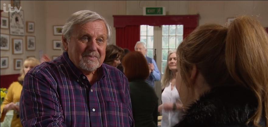 Eagle-eye Emmerdale viewers recognise Laurel's 'new man'