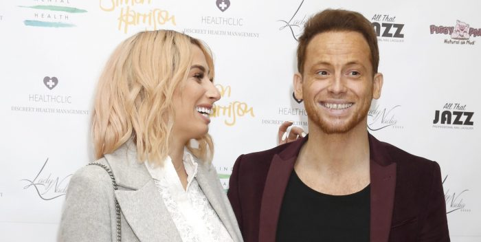 Joe Swash caught out after watching porn on Stacey Solomon's phone