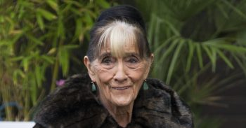 Actress June Brown is pictured leaving the ITV studios following a guest appearance on the Loose Women show. Pictured: June Brown Ref: SPL655885 221113 NON-EXCLUSIVE Picture by: SplashNews.com Splash News and Pictures Los Angeles: 310-821-2666 New York: 212-619-2666 London: 0207 644 7656 Milan: 02 4399 8577 photodesk@splashnews.com World Rights
