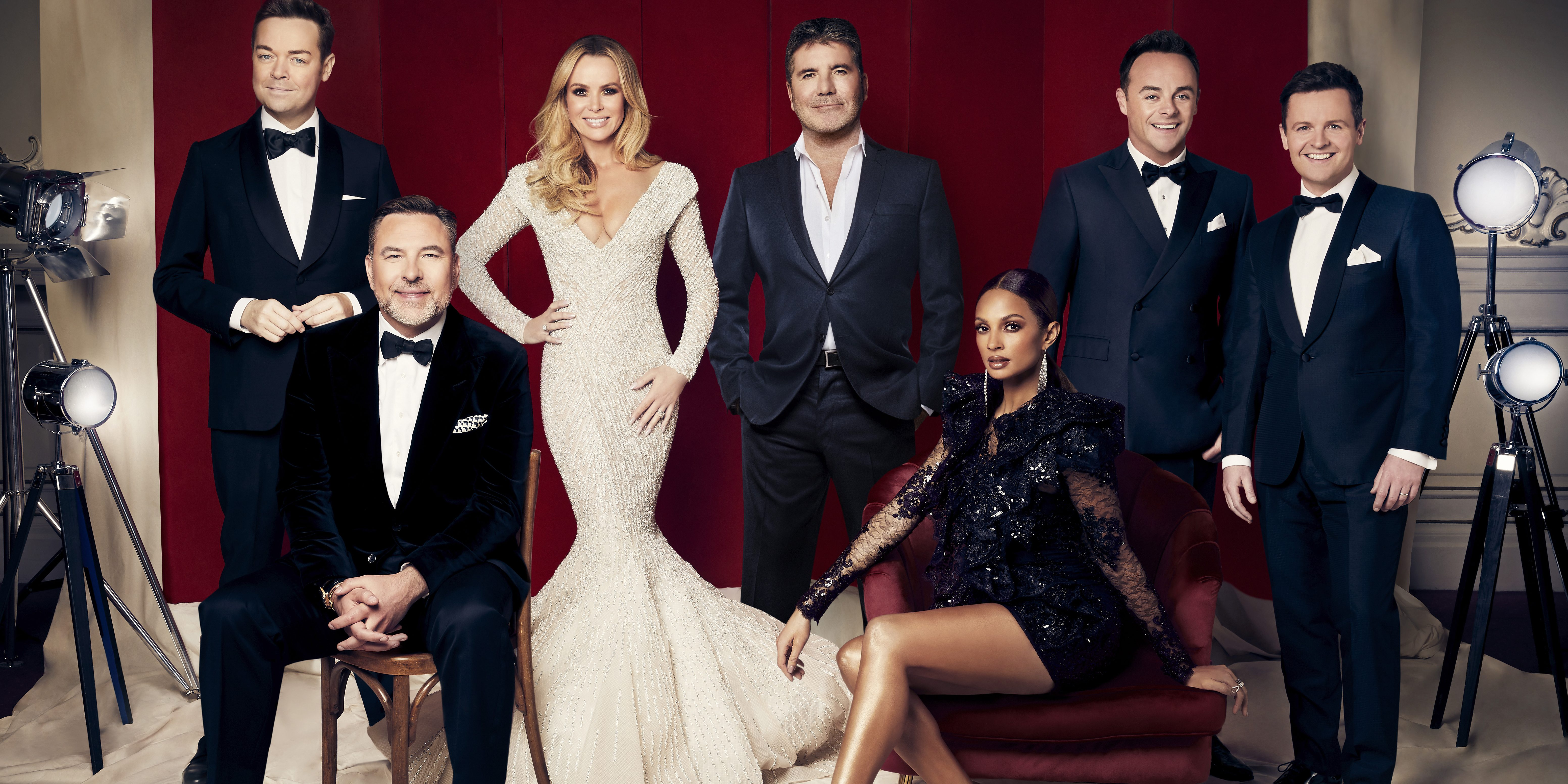 Alesha Dixon so glad to have Ant McPartlin back in the Britain's Got Talent family