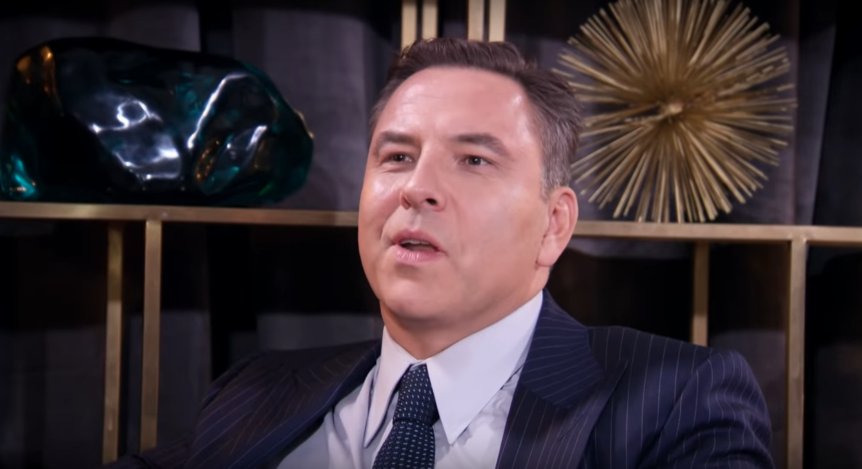 Unimpressed David Walliams forced to stump up a grand after losing BGT bet to Simon Cowell
