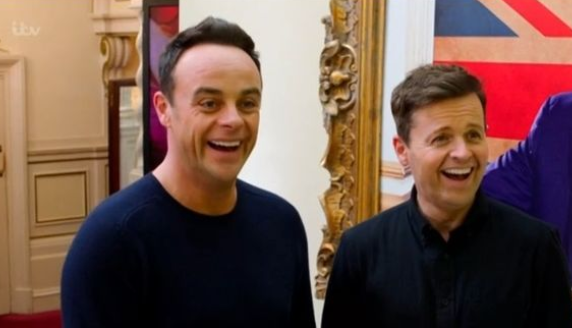 Ant and Dec secretly auditioned for Britain's Got Talent in disguise