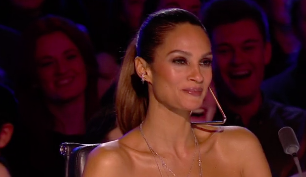 Britain's Got Talent fans distracted by Alesha's earring