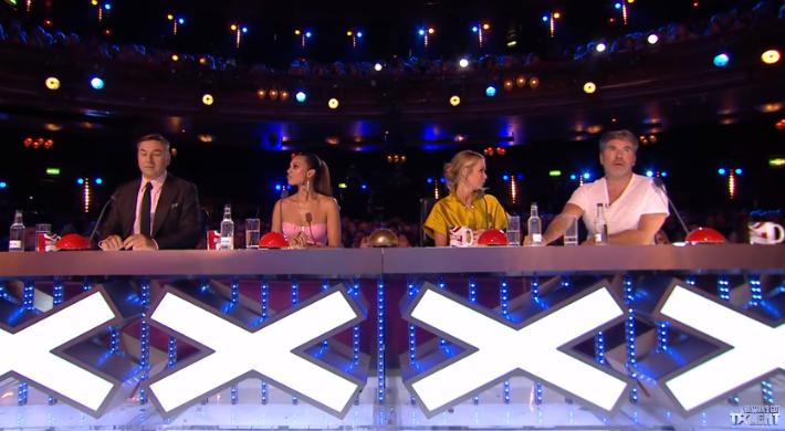 BGT judges Credit: ITV