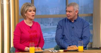 Ruth Eamonn This Morning Sunday Credit: ITV