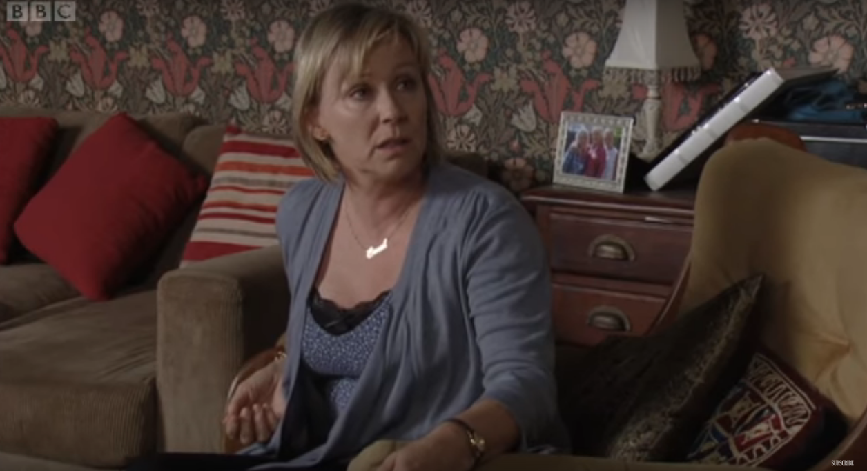 The Bay actress Lindsey Coulson dismisses chances of an EastEnders return