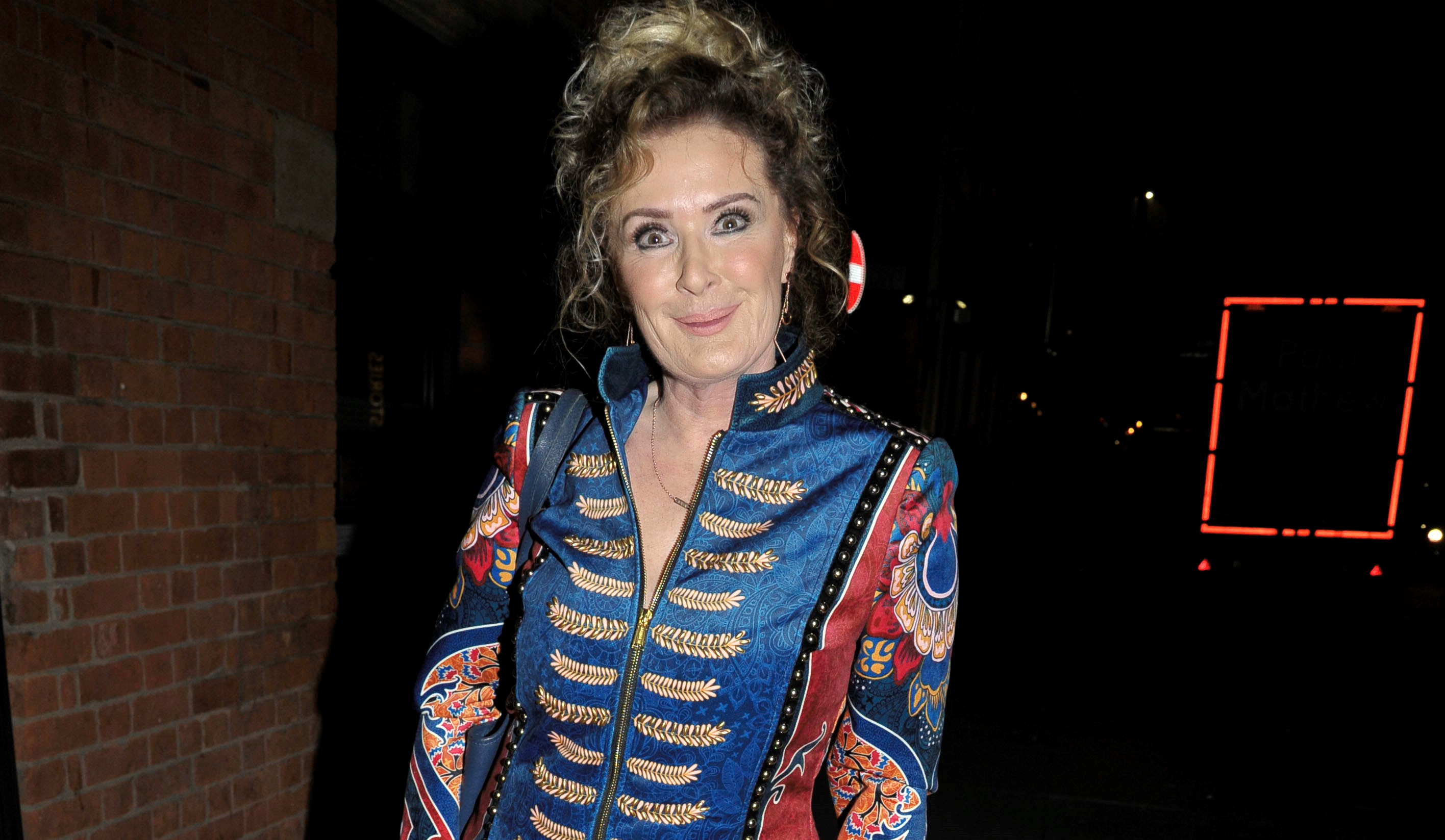 """Coronation Street's Beverley Callard """"wanted to stay single forever"""" before marrying fourth husband"""