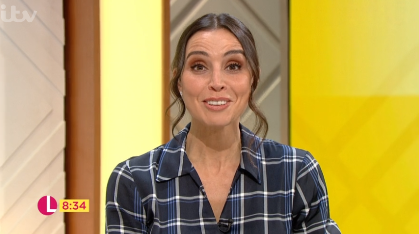 Fans call for Christine Lampard to replace Lorraine Kelly on her show
