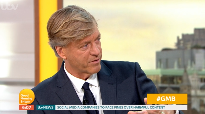 GMB viewers slam Richard Madeley for 'terrible' interview with BGT choir