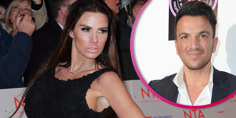 Katie Price 'lashes out at ex Peter Andre in foul-mouthed rant'