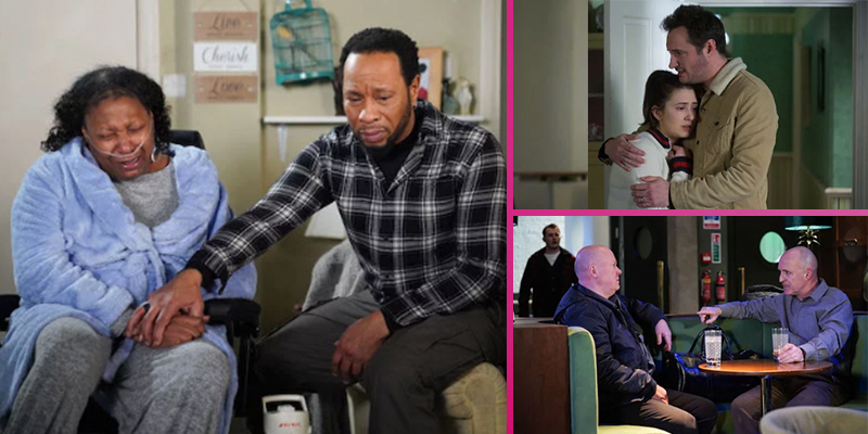 FIRST LOOKS: Next week's EastEnders in 10 pictures