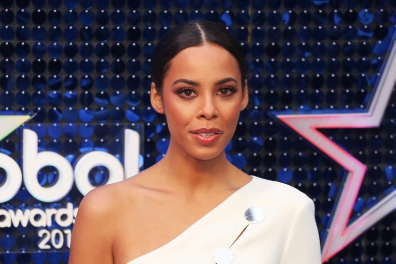 Rochelle Humes bans mum from talking about diet around daughters