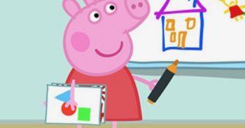 Peppa Pig (Credit: Channel 5)