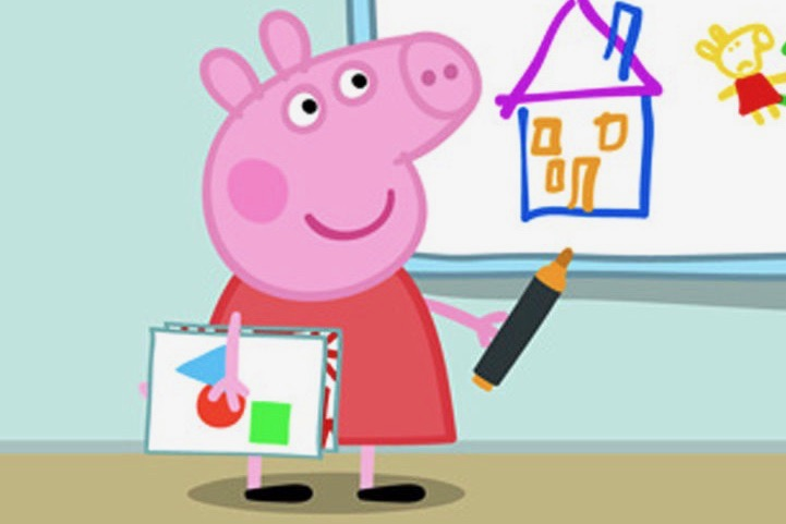Peppa Pig fans in tears as horror trailers are shown at cinema before film