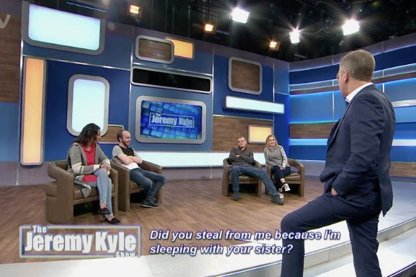 Jeremy Kyle show pulled from screens indefinitely after death of guest
