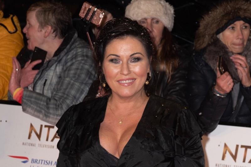 "Jessie Wallace left ""speechless"" by fan's tattoo of her face"