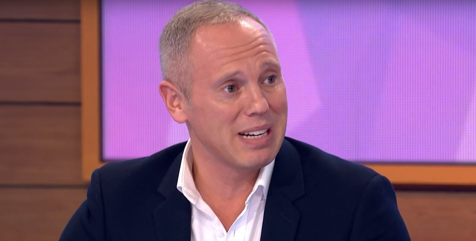 Judge Rinder reveals embarrassing moment he met Harry Styles