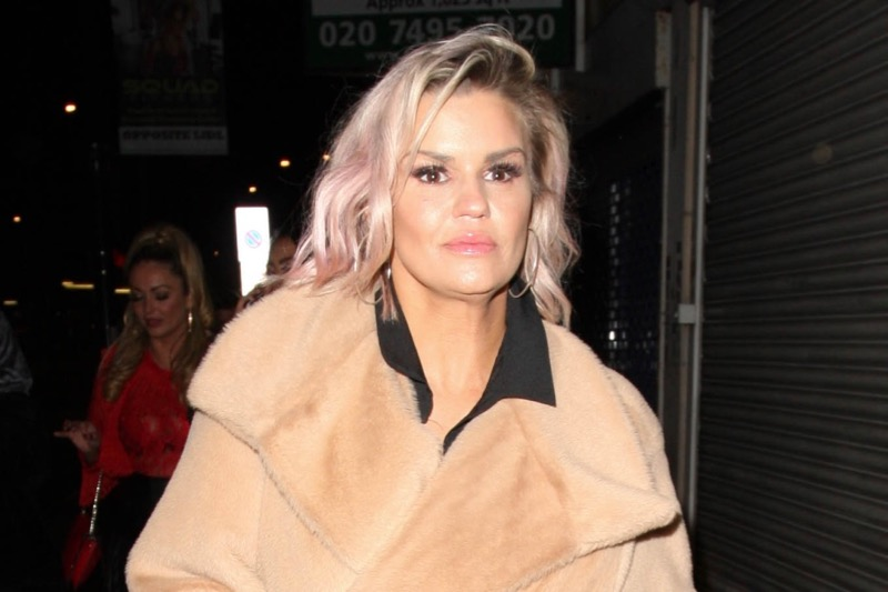 Kerry Katona reveals acting debut as she sobs in dramatic scenes