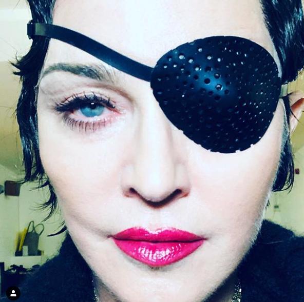 Madge queen of pop