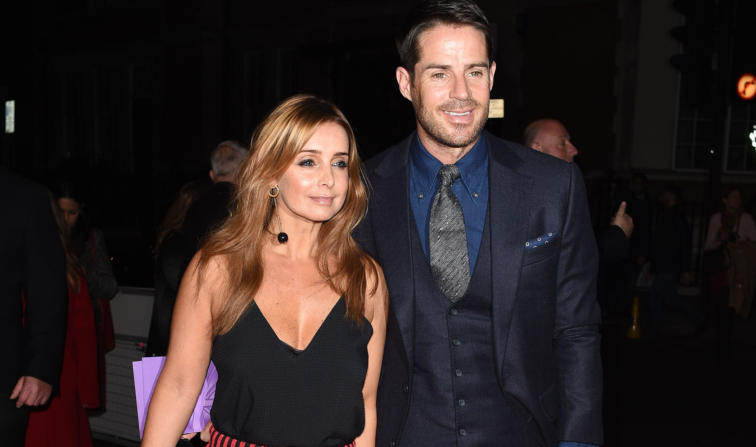 Fans urge Louise Redknapp to get back with ex Jamie as she reveals heartbreaking new song