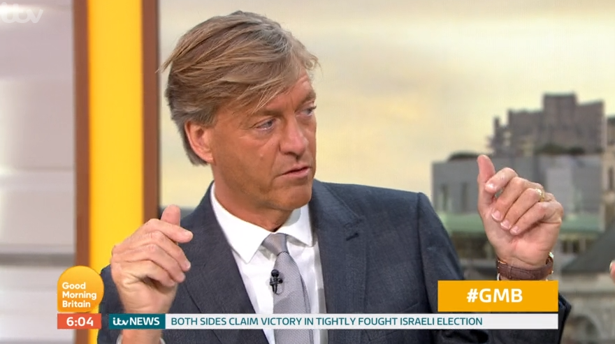 Richard Madely on GMB