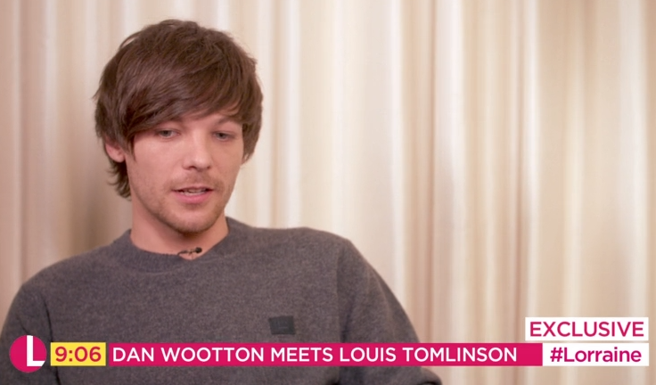 """Louis Tomlinson says he is """"less likely"""" to return to X Factor if it clashes with new album"""