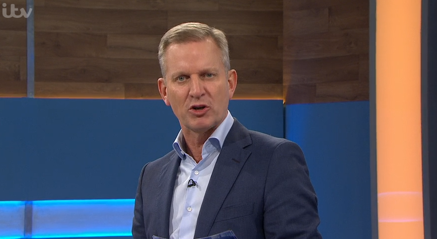 Tragic final texts from Jeremy Kyle Show guest Steve Dymond