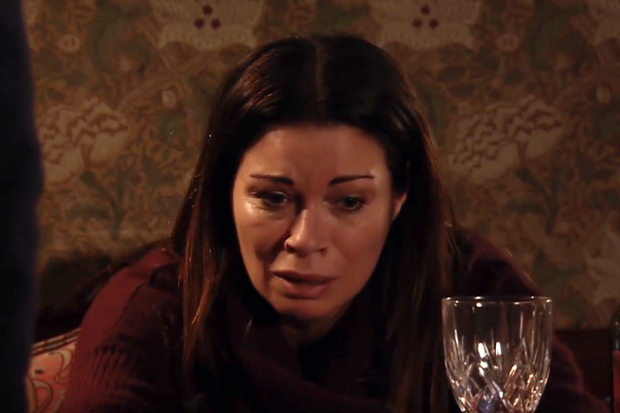 Corrie fans fear Carla Connor will take her own life like brother Aidan
