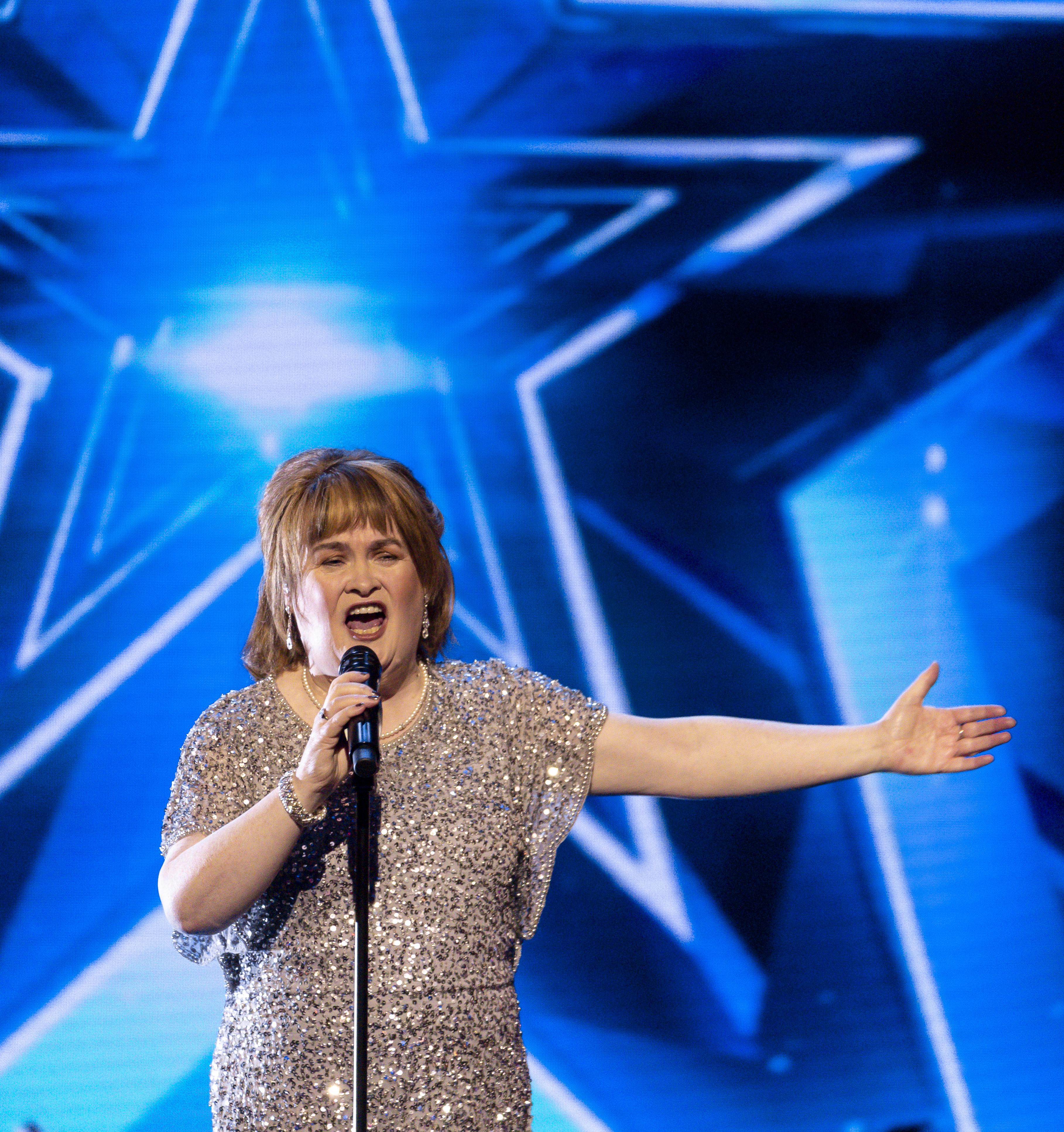 Susan Boyle Britain's Got Talent ITV
