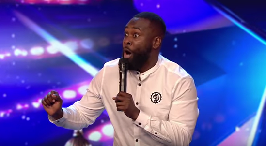 """Britain's Got Talent star Kojo Anim says being in foster care was a """"blessing"""""""