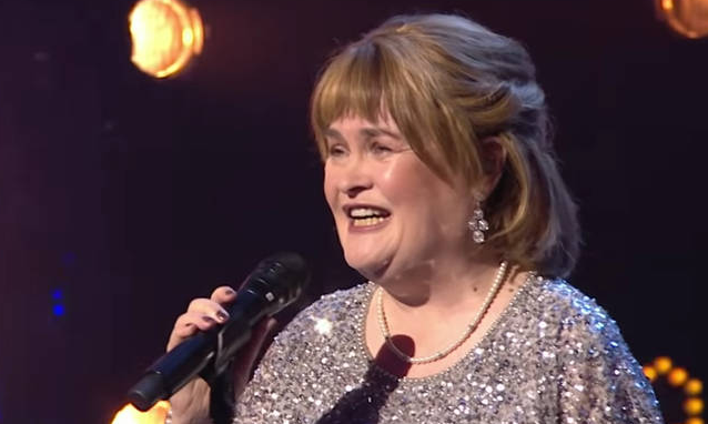 Susan Boyle's return to Britain's Got Talent reduces viewers to tears