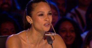 Alesha Dixon BGT earring