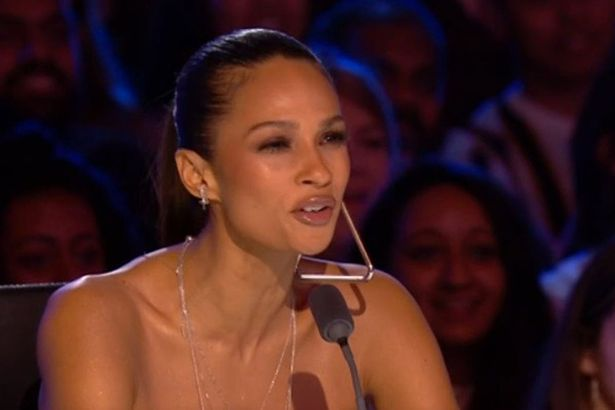 Everyone's making the same joke about Alesha Dixon on Britain's Got Talent