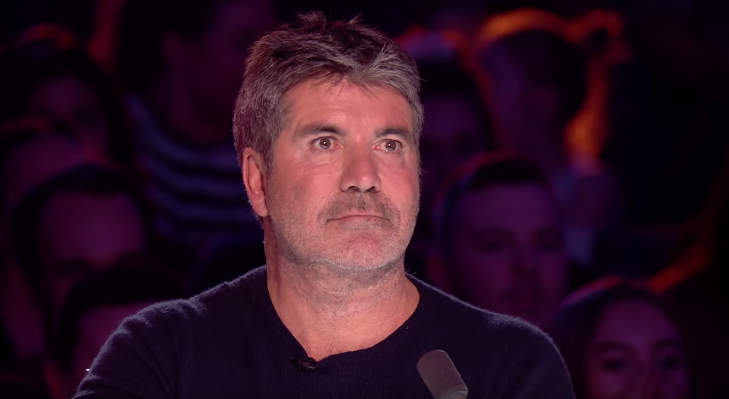Simon Cowell Britain's Got Talent ITV