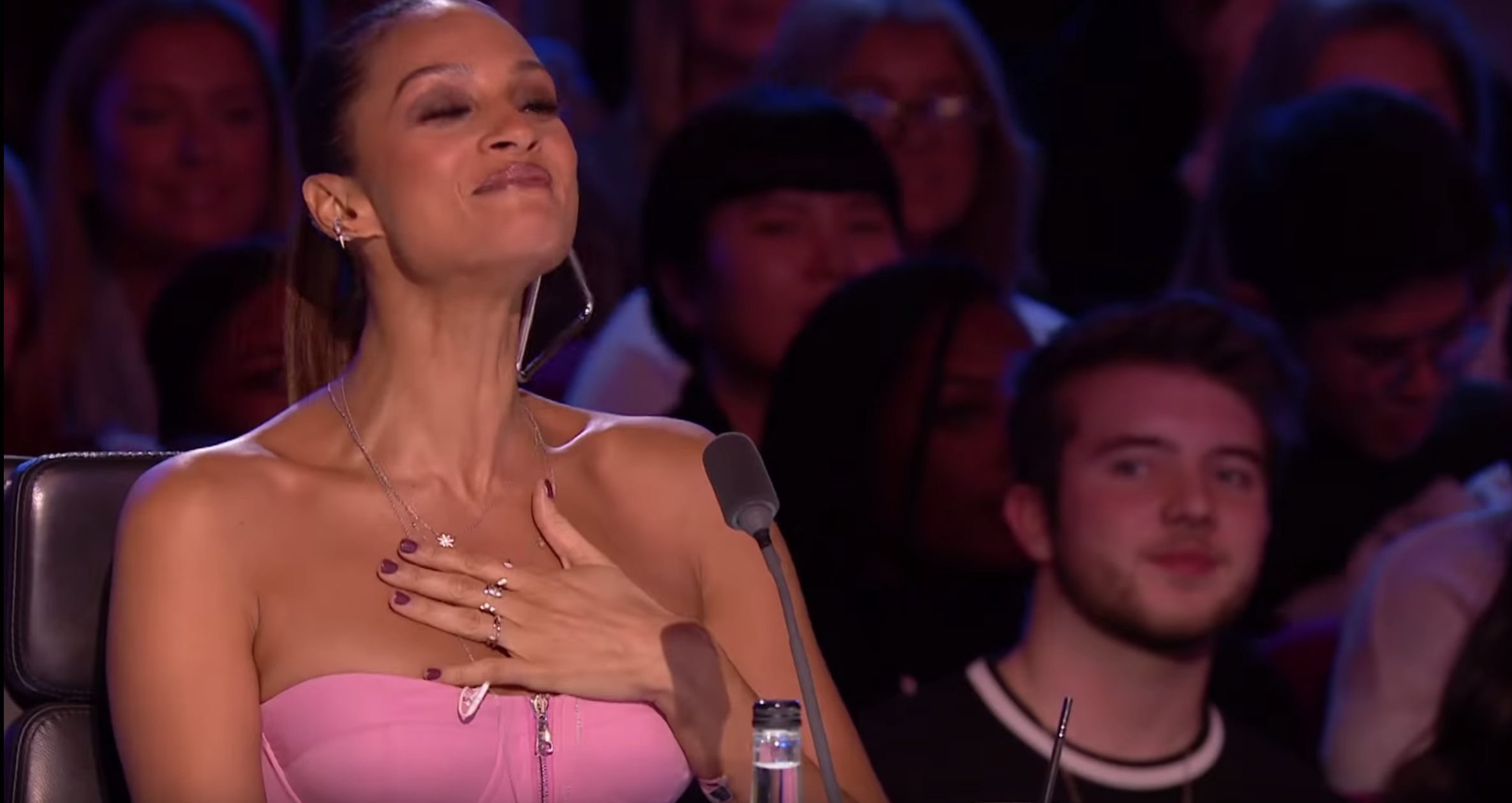 Alesha Dixon Britain's Got Talent ITV