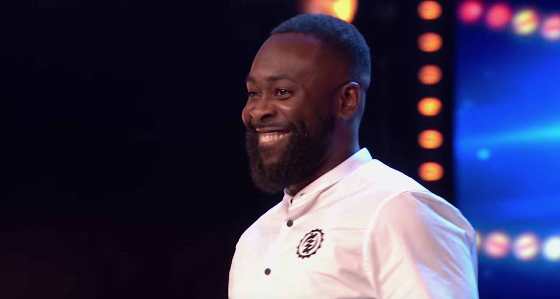 Britain's Got Talent Golden Buzzer comedian Kojo Anim reunites with dad after nine years