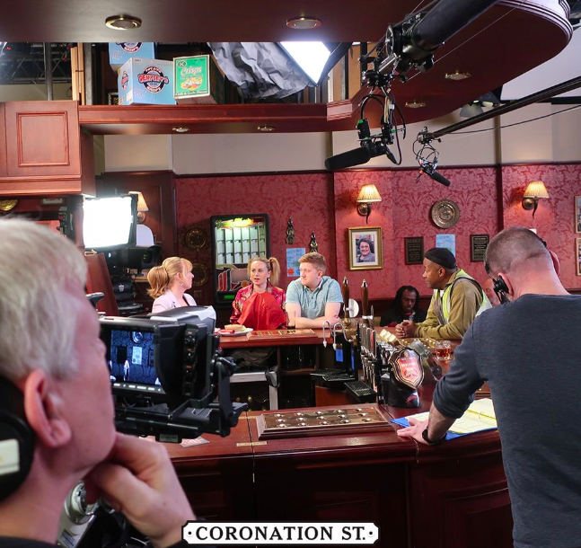 Coronation Street reveals first look at Ed Bailey as he arrives on the cobbles