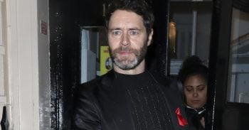 Howard Donald Splash News