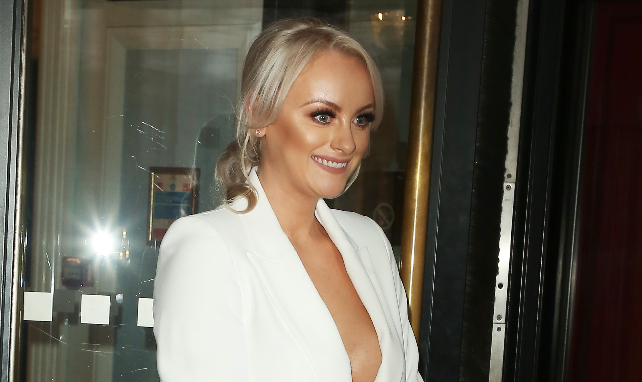 Katie McGlynn addresses 'heated spat' with Maura Higgins