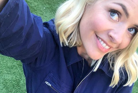 Holly Willoughby shares touching and rare photo of daughter Belle on her birthday