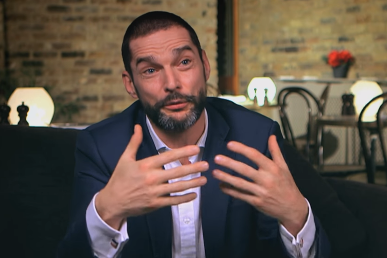 First Dates' Fred Sirieix takes Piers Morgan to task over comments about the bar-tending industry