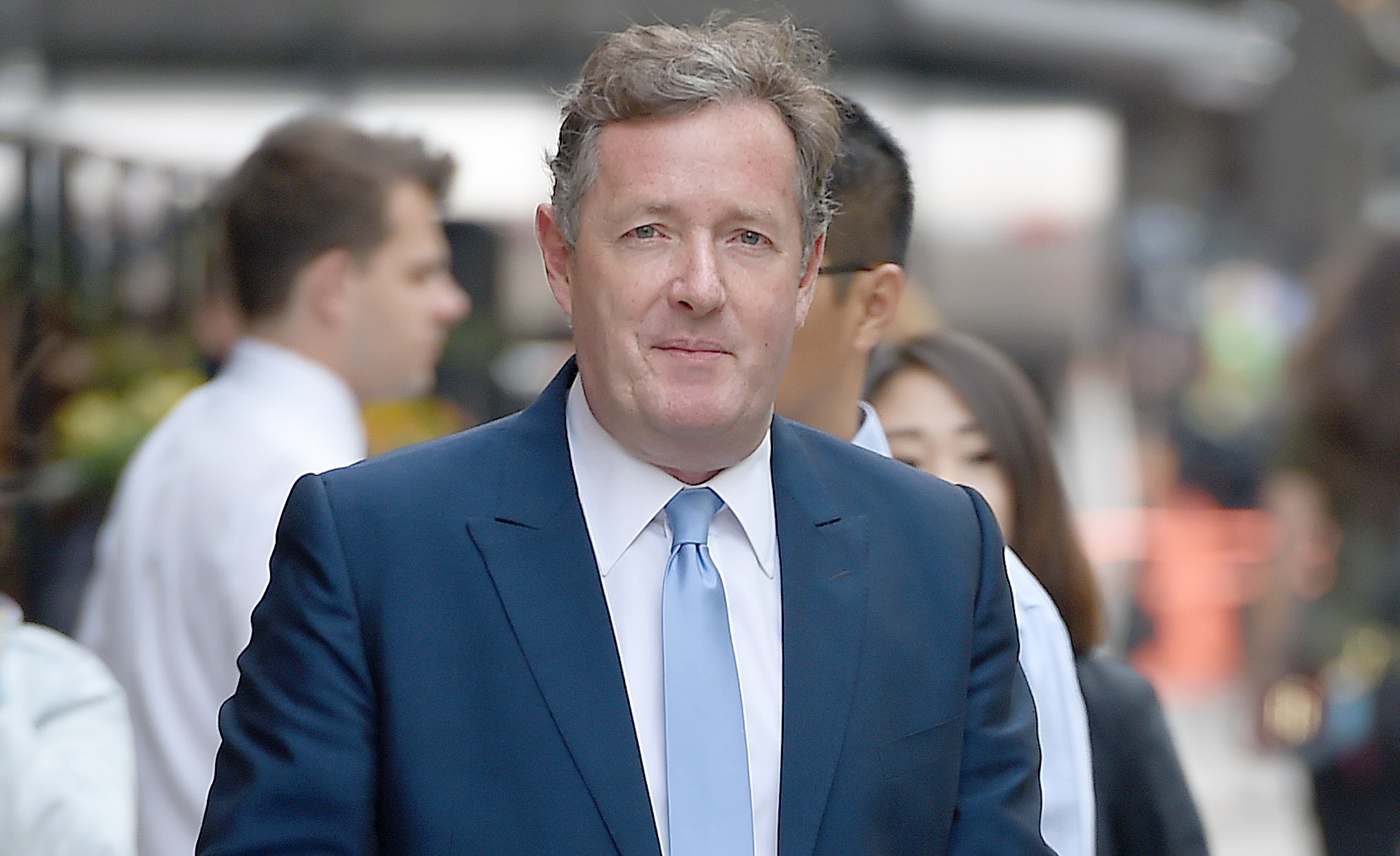 Piers Morgan divides fans with latest photo of young daughter