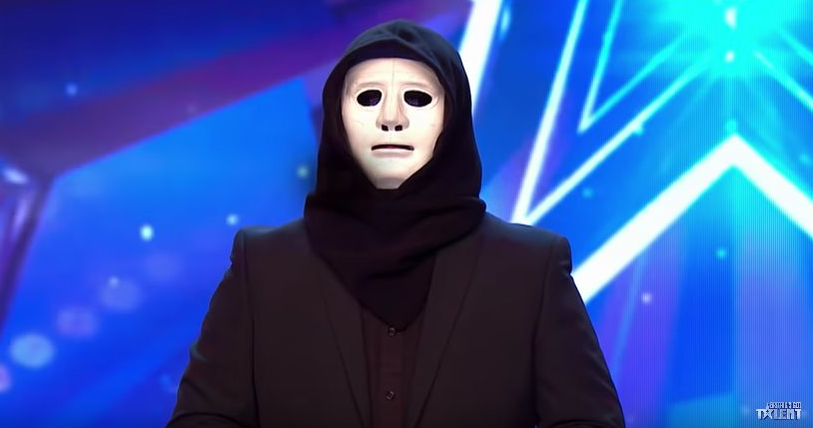 BGT viewers believe the show's masked magician is Stephen Mulhern