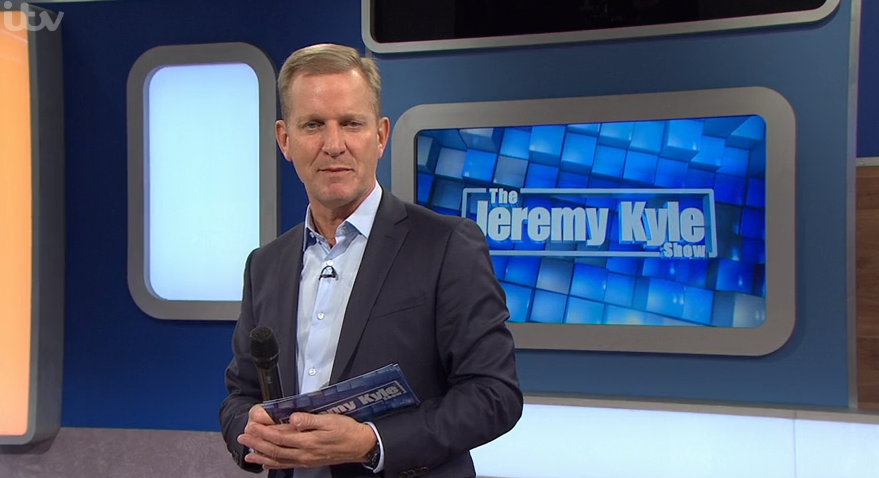 The Jeremy Kyle Show suspended indefinitely after guest's tragic death