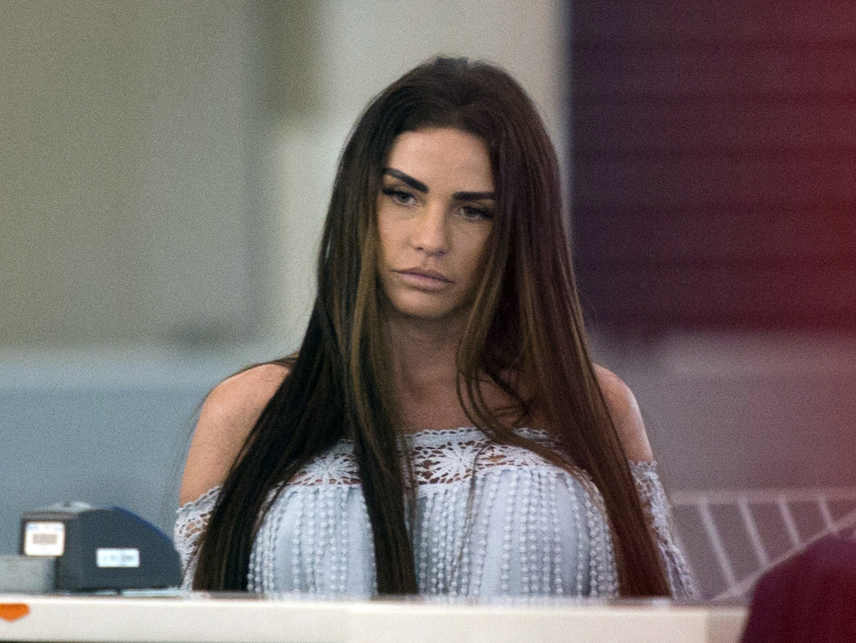 Katie Price 'accuses ex Kieran and new girlfriend of copying her'
