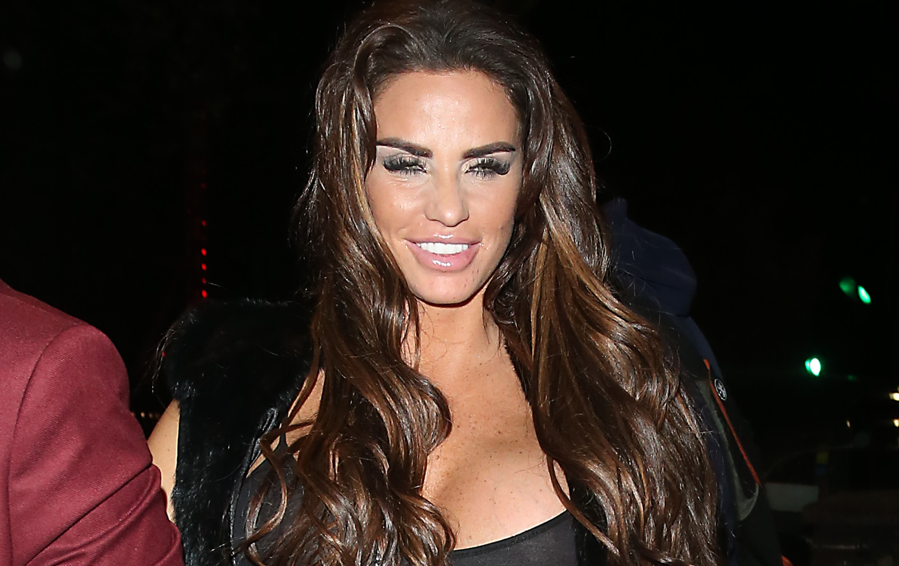 Katie Price makes fans' day with cute Harvey video